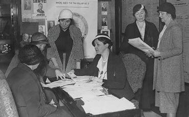 LWVMN-state-fair-booth-circa-1935