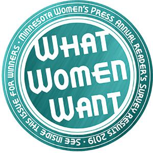 What Women Want logo