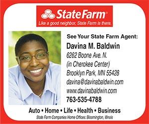 Davina Baldwin ad