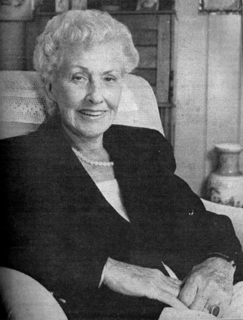 Dr. Jane Hodgson