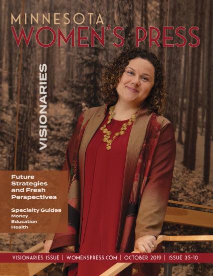 Minnesota Women's Press 35-10 October 2019 1