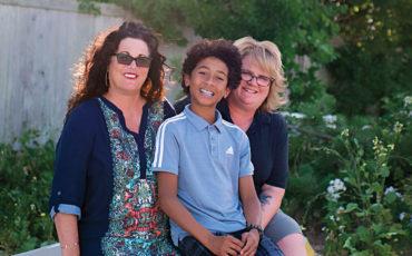 Nancy-Lyons-Family Photo Christina Young Photography